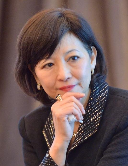 曹平霞  亞太青銀共創協會 創會理事長