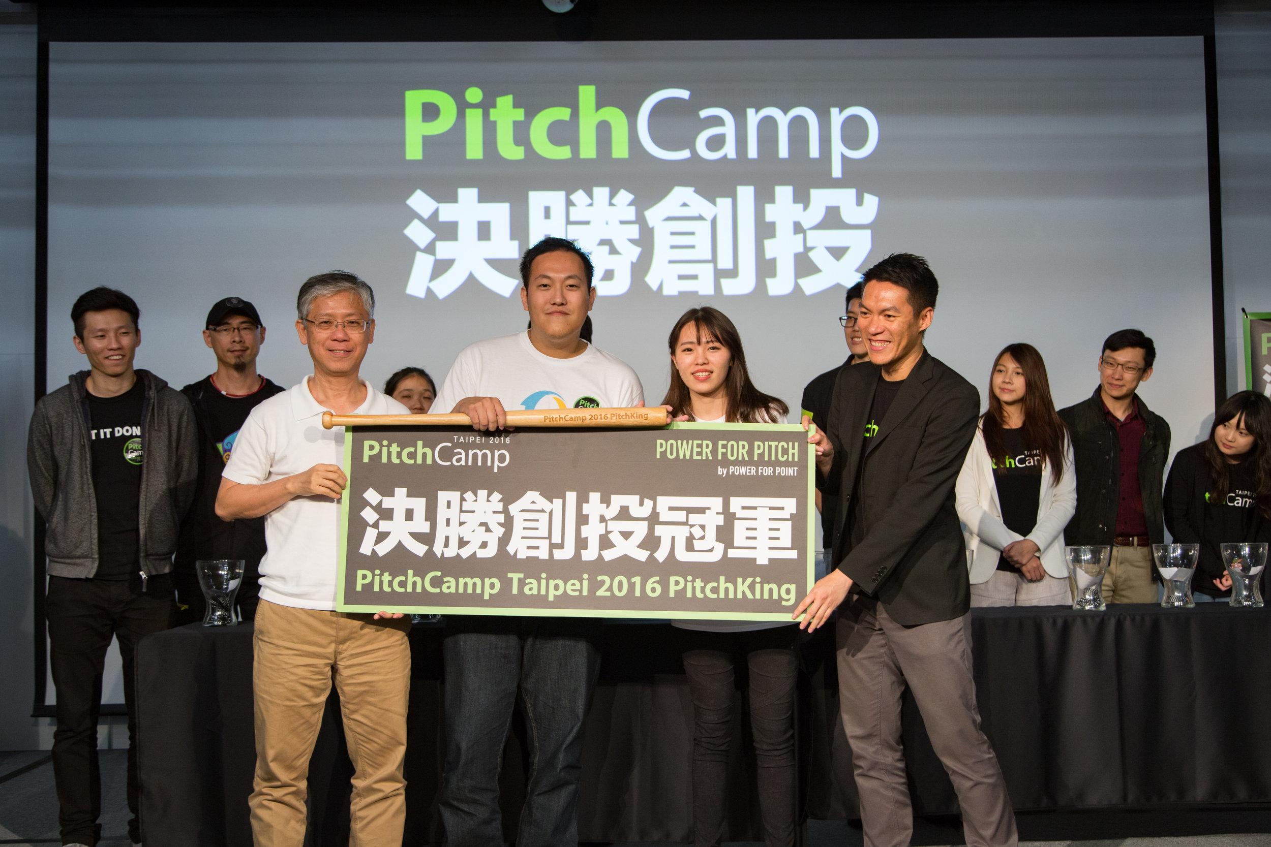 PitchCamp 2016