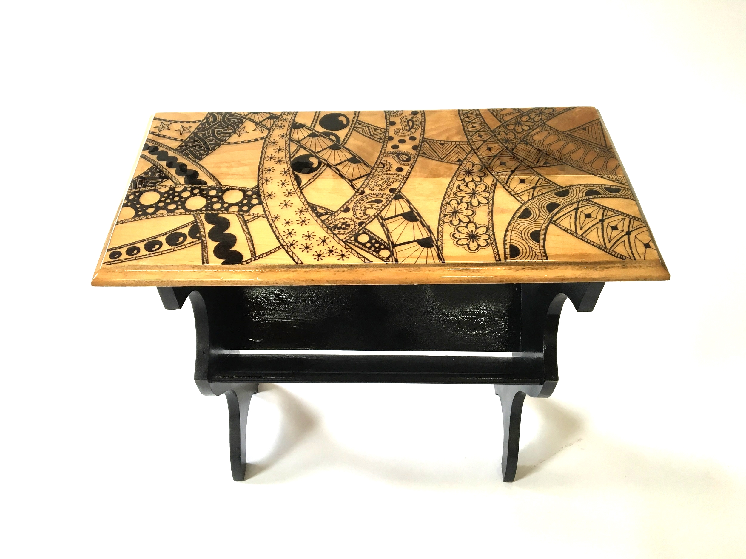 Magazine Table $250 (SOLD)