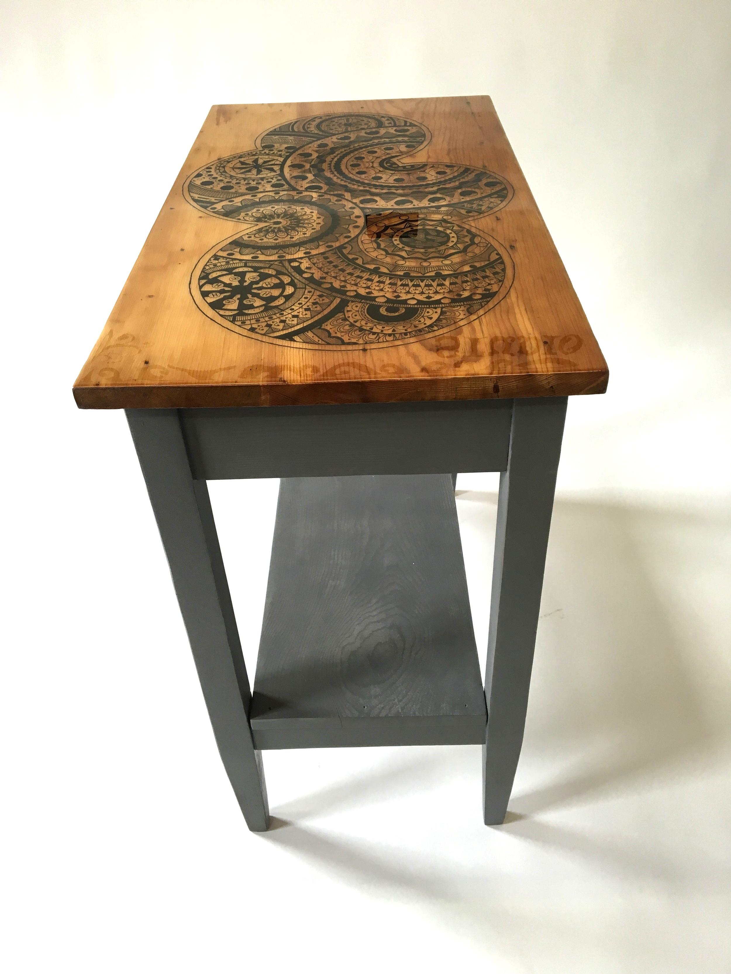Rectangular Hallway Table $350 (SOLD)
