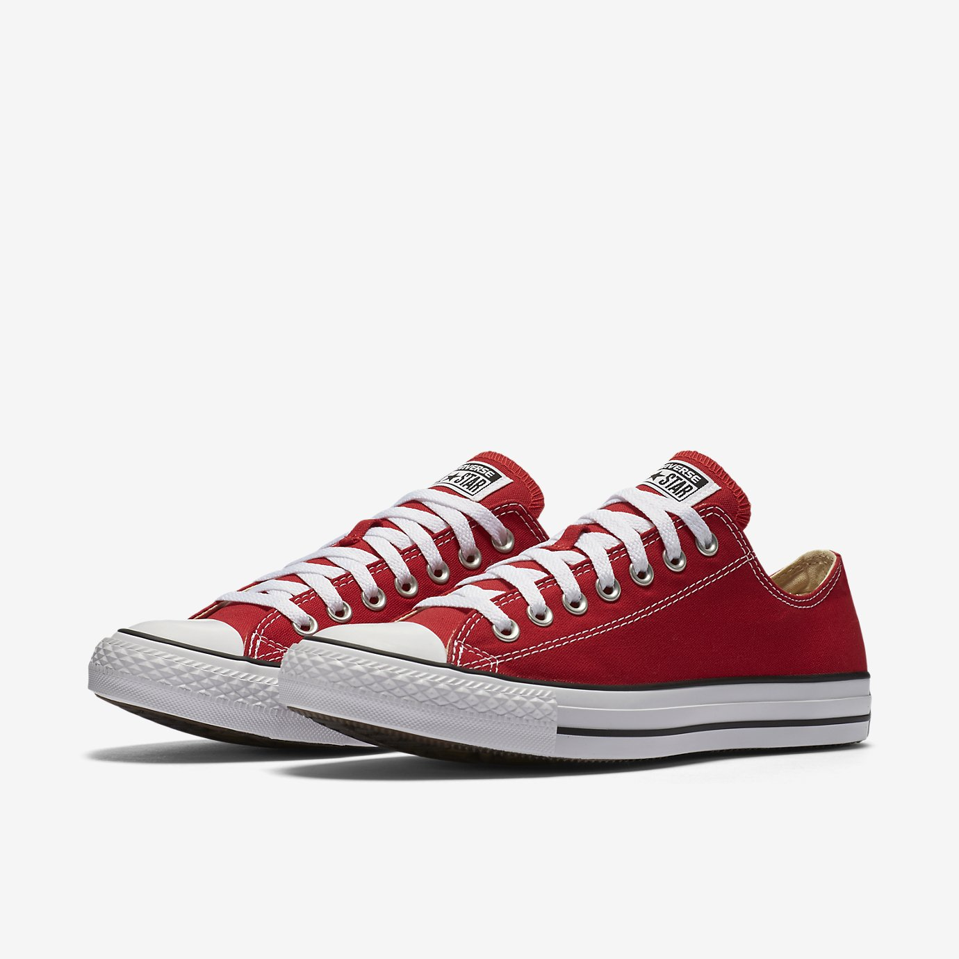 great prices price reduced buy Chuck Taylor All Star OX Red — Urbane Legend