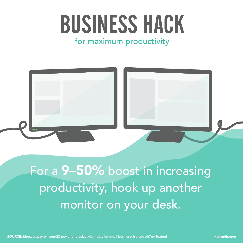 Life Hack Business Productivity