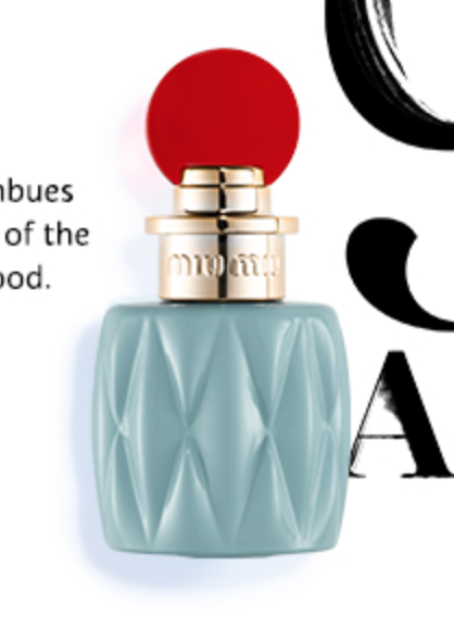 MIU MIU Parfum deluxe sample  0.24 oz $8.18  Code: DAYANDNIGHT Released: 5/3/16   Full Size 3.4 oz $116