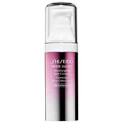Shiseido White Lucent MicroTargeting Spot Corrector deluxe sample  0.3 oz $32.81  Code: IMMORTAL Released: 5/18/16   Full Size 1.6 oz $175