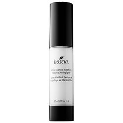 Boscia White Charcoal Mattifying MakeUp Setting Spray deluxe sample  1 oz $7.49  Code: FUTURE Released: 5/12/16   Full Size 5.07 oz $38