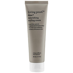 Living Proof No Frizz Nourishing Styling Cream deluxe sample  1 oz $4.65 or $7.50  Code: STYLECREAM   Full Size 8 oz $37 or 2 oz $15