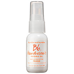 Bumble and bumble Hairdresser's Invisible Oil Primer deluxe sample  1 oz $3.29 (or $5.50)  Code: BEATTHEHEAT Released: 5/24/16   Full Size 8.5 oz $28