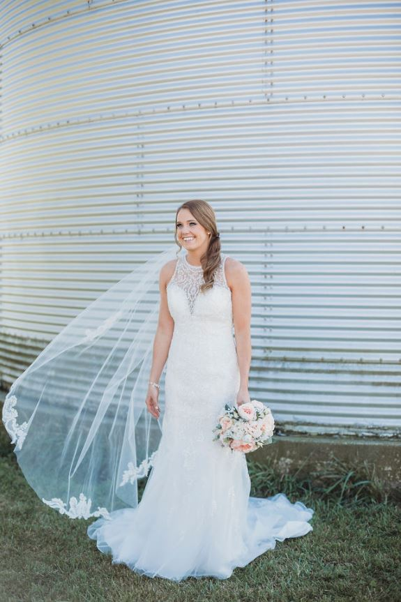 {Photos by: Samantha Mitchell Photography}
