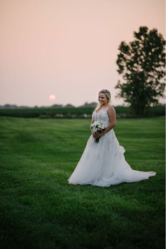 {Photos by: Brittnee Megan Photography}