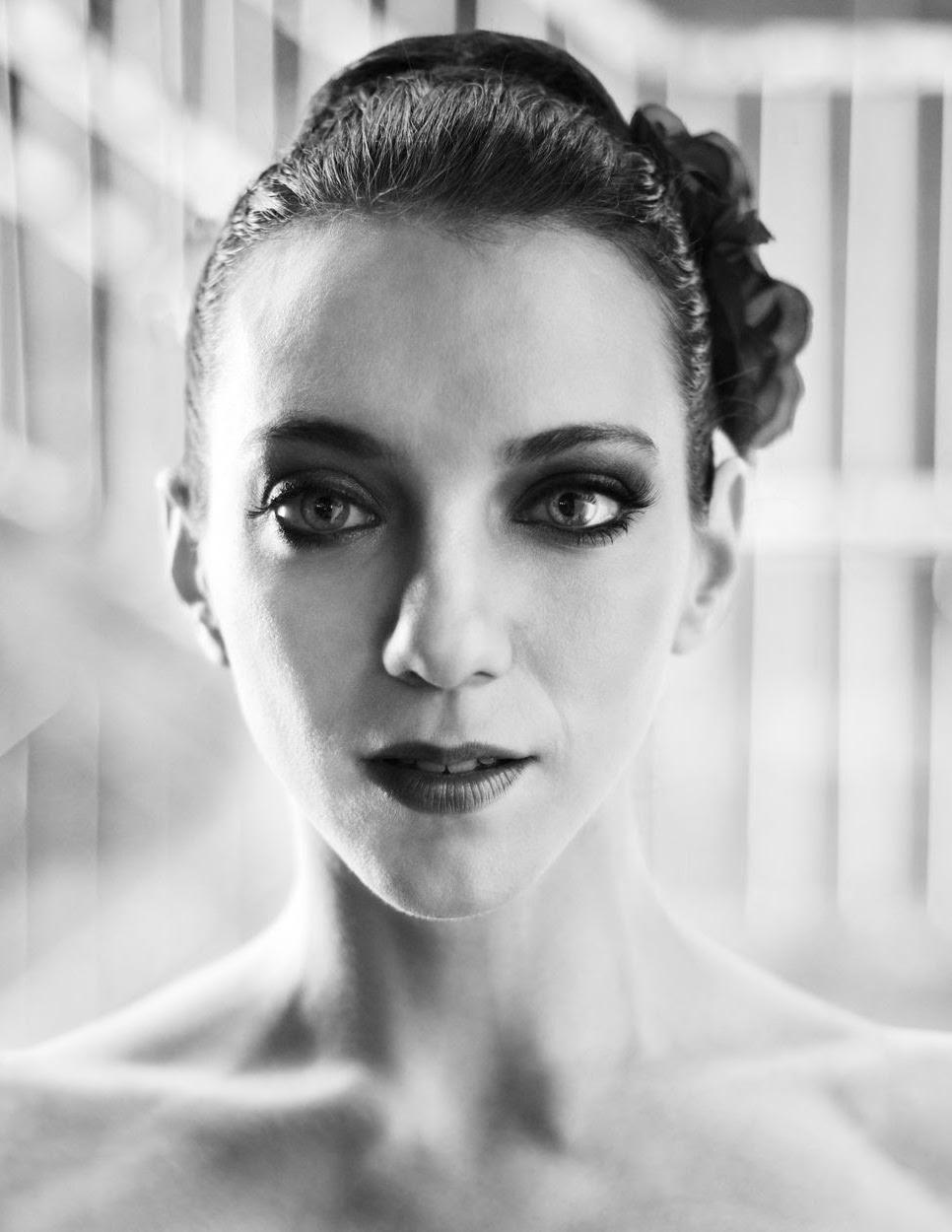 Luciana Paris - white