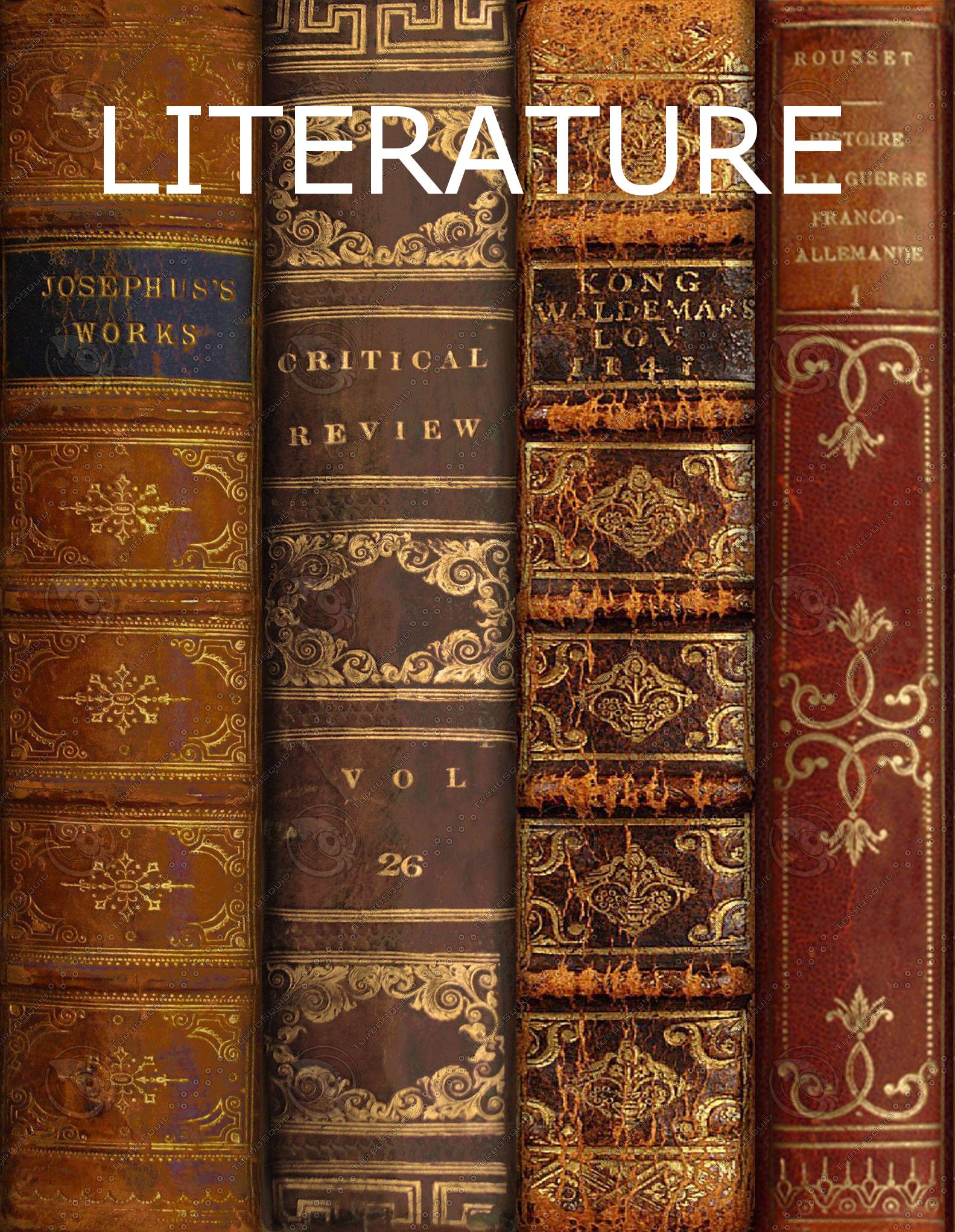 Screenplays, novels, etc