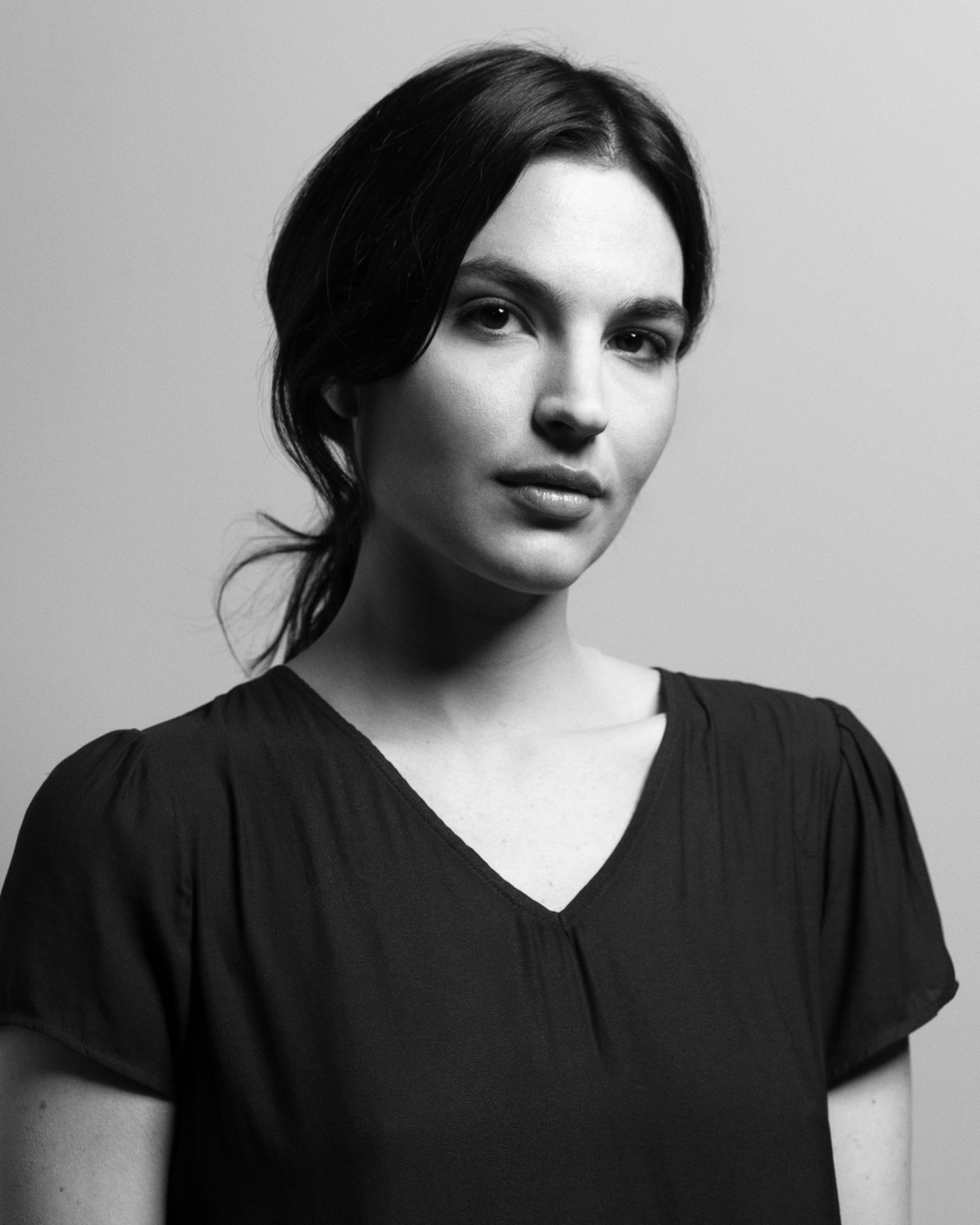 Nathalie Simille - black