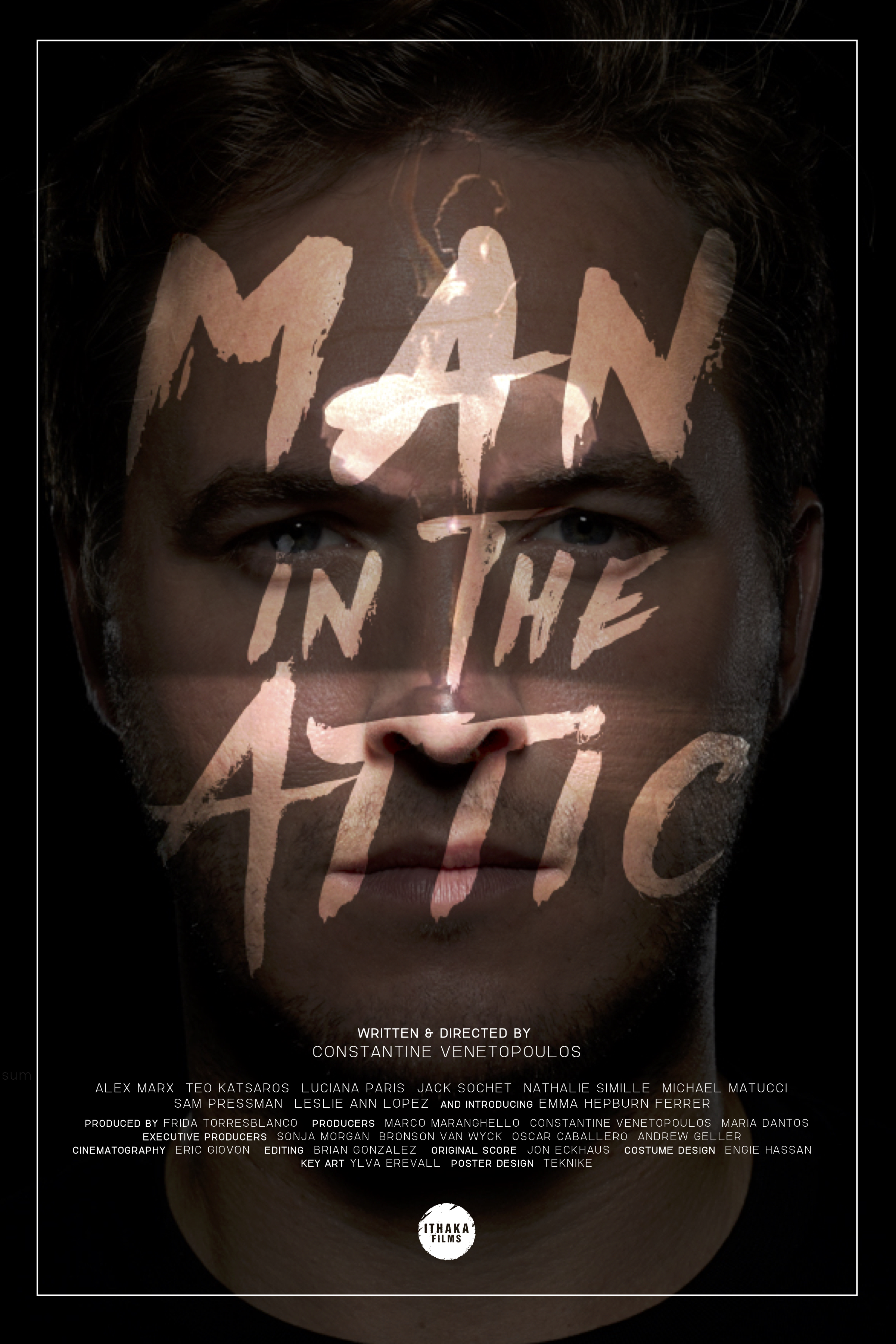 The man in the attic - FeaturE