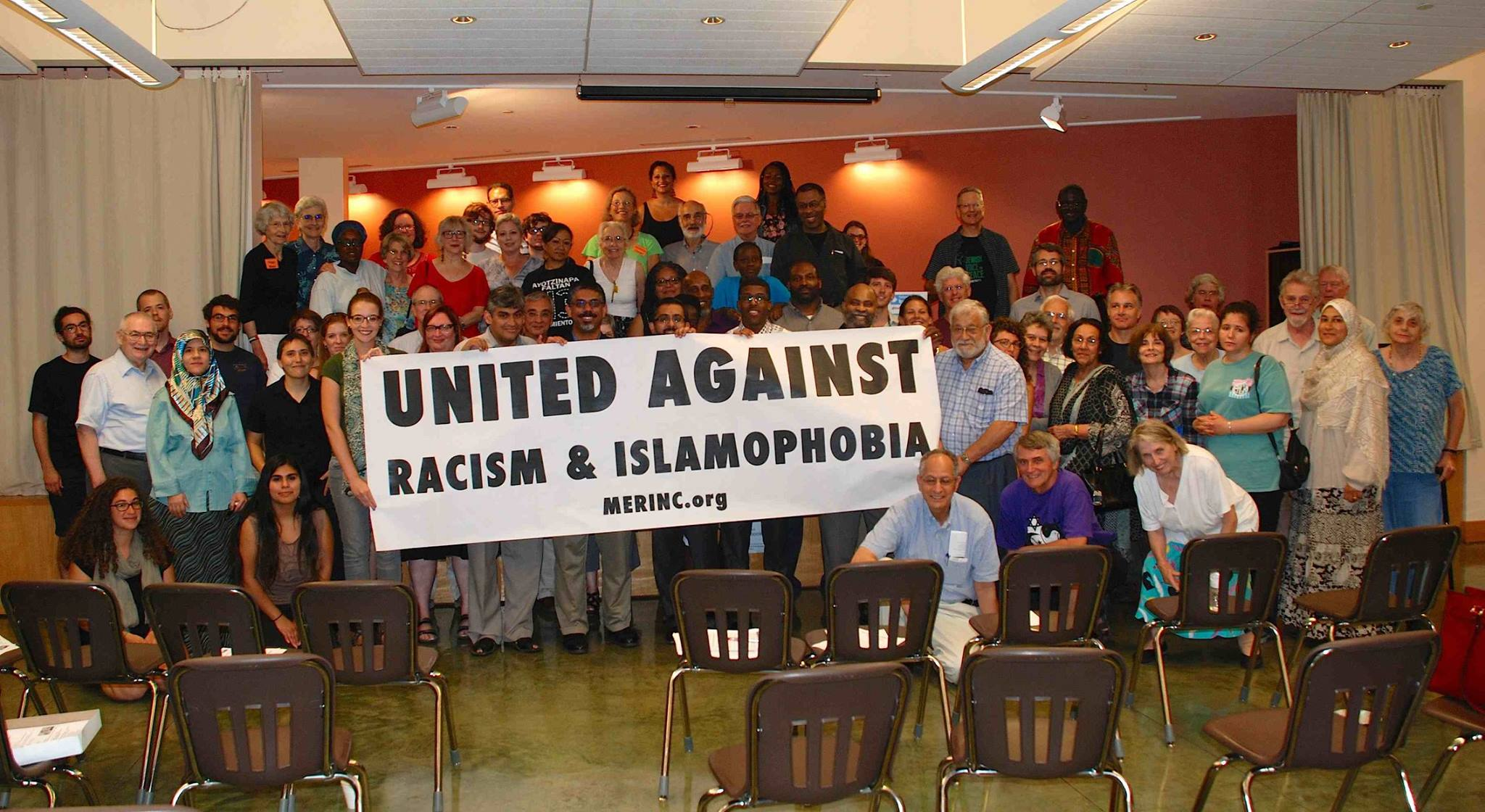 Movement to End Racism and Islamophobia    Movement to End Islamophobia and Racism is a network of organizations dedicated to ending racism, Islamophobia and all forms of oppression.