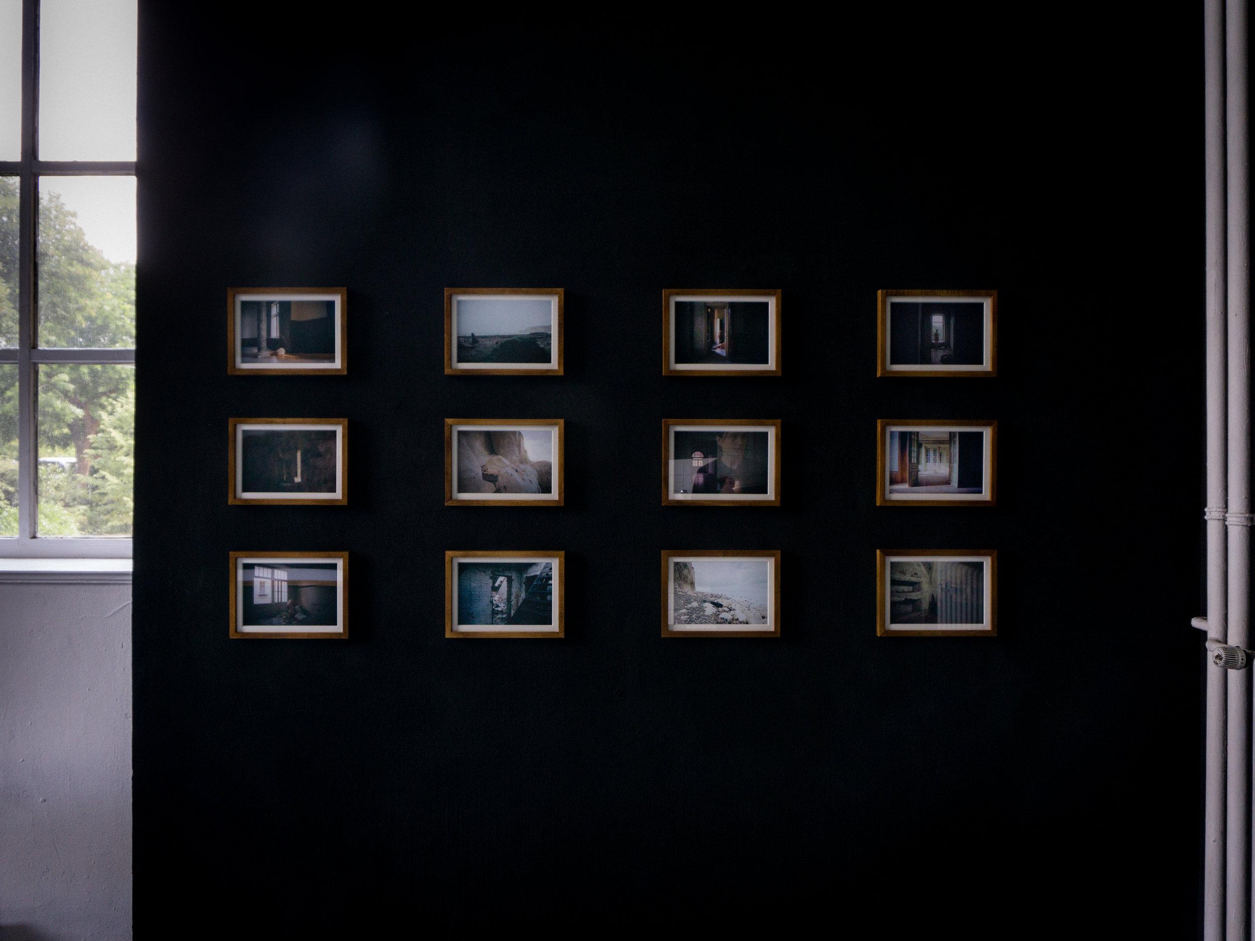 "Abschlussausstellung ""Gespenster"""