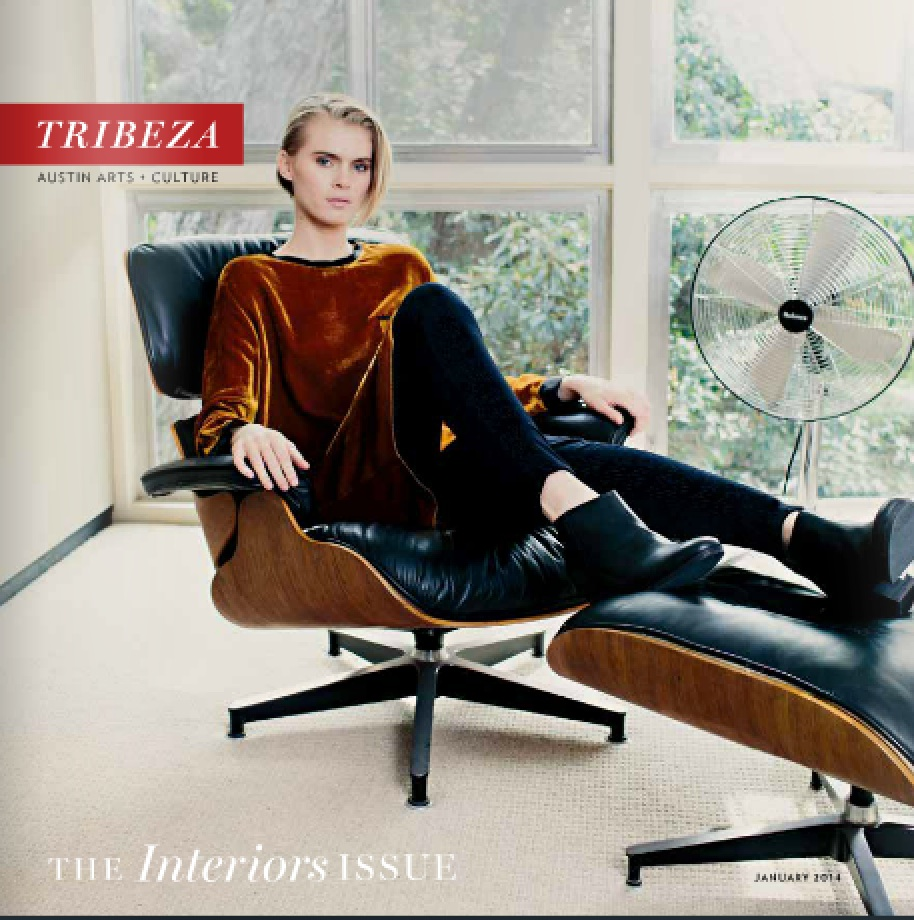 TRIBEZA Magazine, January 2014 Interiors Issue