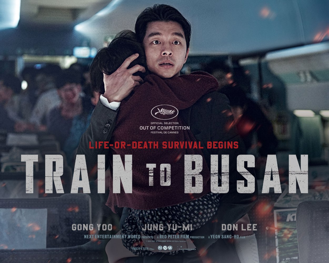 Train to Busan  //  Source :  © Cannes Film Festival