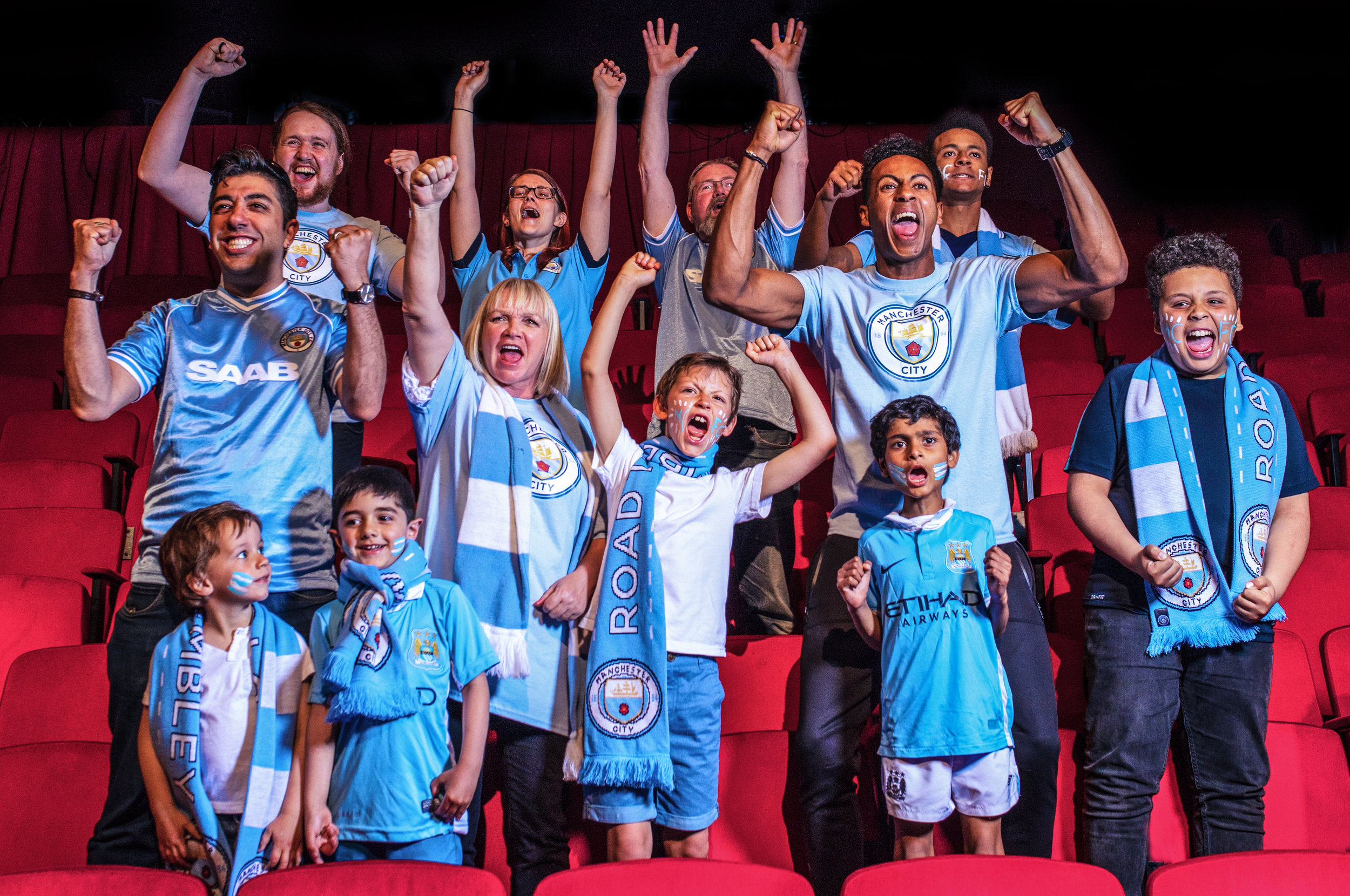 '  WE'RE NOT REALLY HERE - A FOOTBALL OPERA  ' (20th - 23rd Sep 2017)    Photo courtesy of    Contact