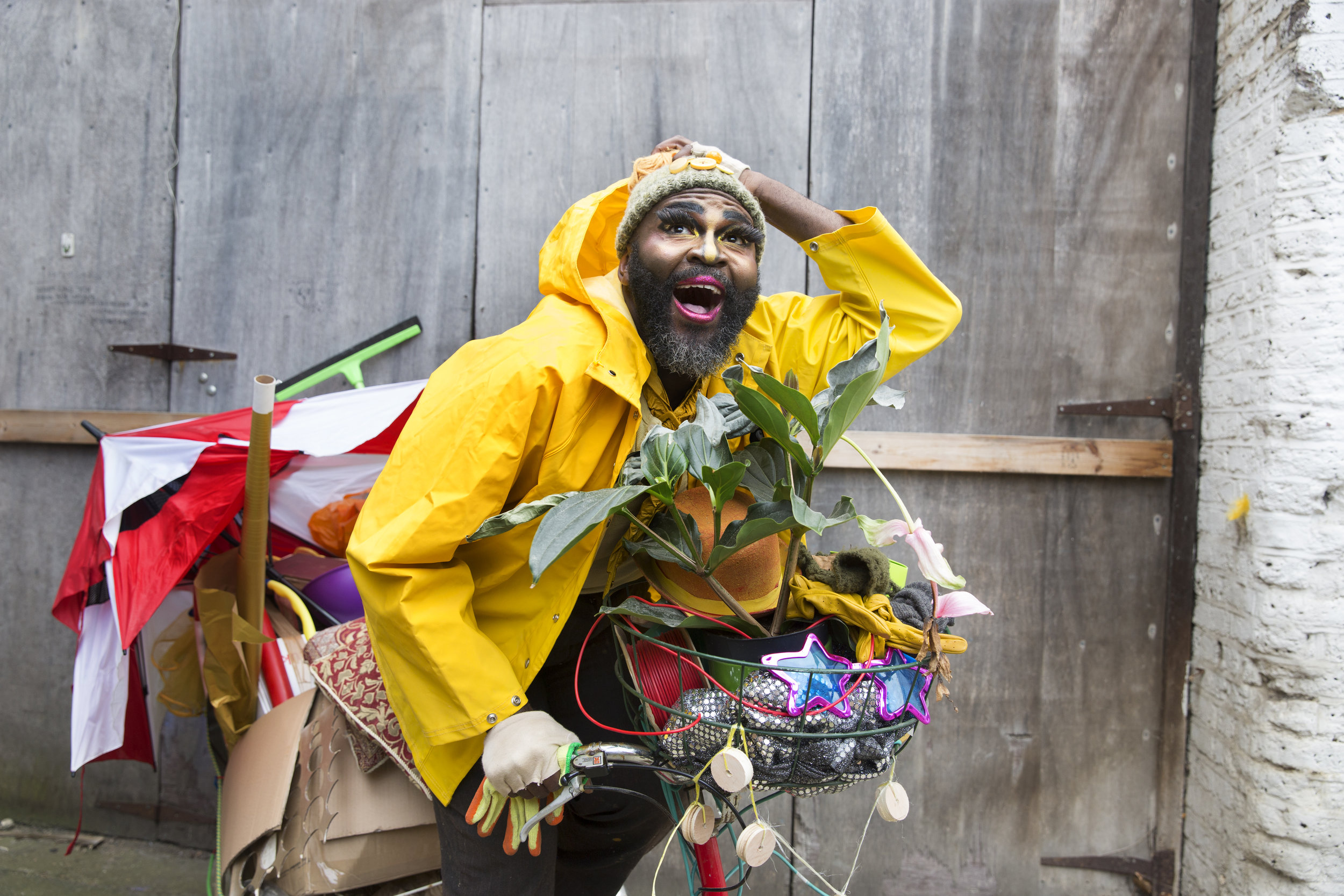 '  LE GATEAU CHOCOLAT: DUCKIE  ' (24th - 25th Oct 2017)   Photo courtesy of    Contact