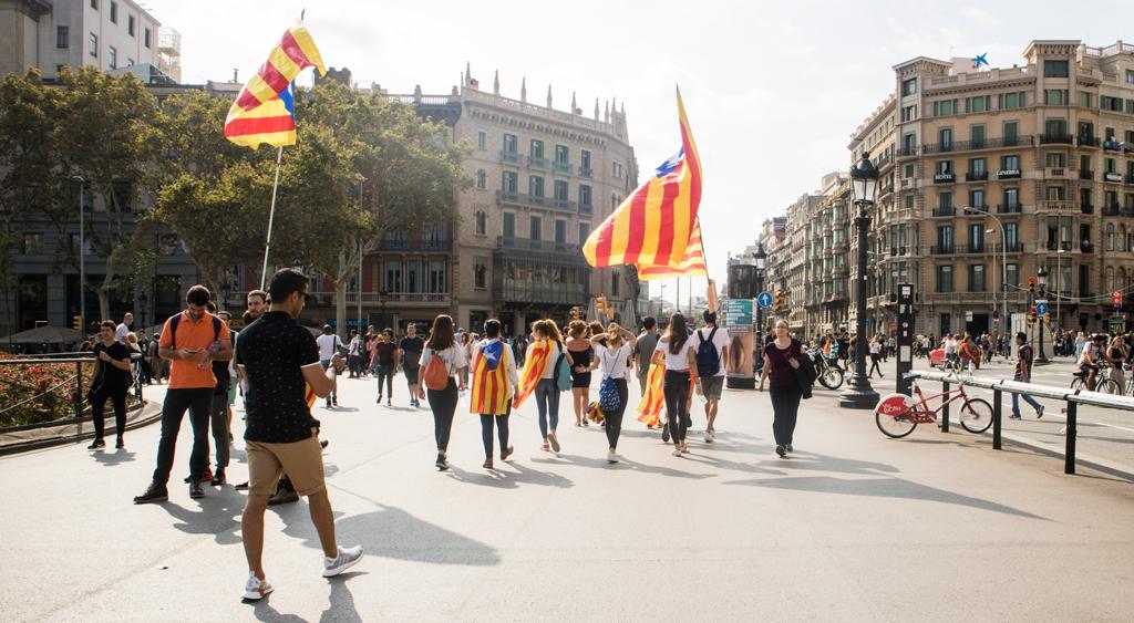 Ronda de la Universitat ,  Barcelona