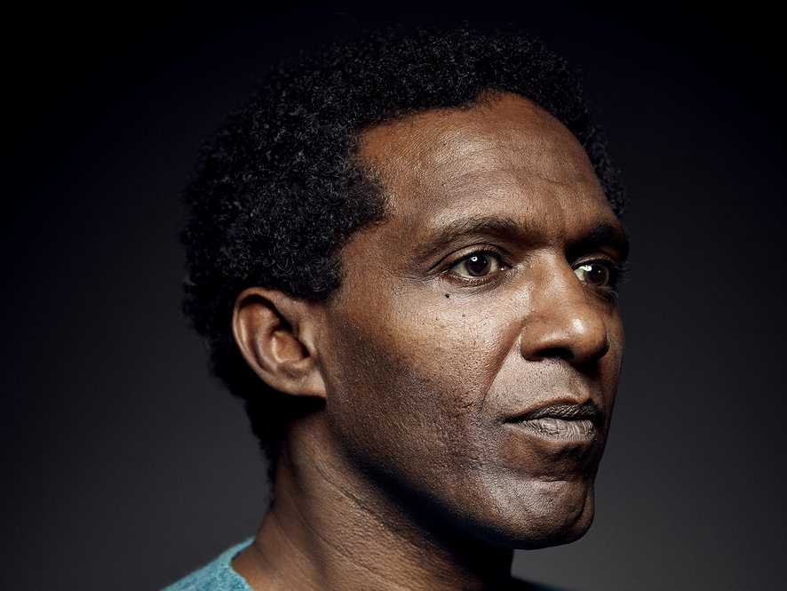 ' Something Dark  ' by   Lemn Sissay (13th Oct 2017) || Source : Photo courtesy of  HOME