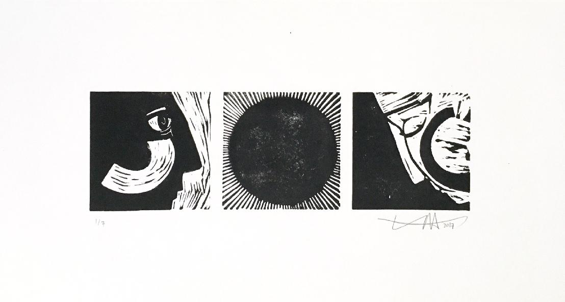 'Anyone' 48 x 26cm, 2017