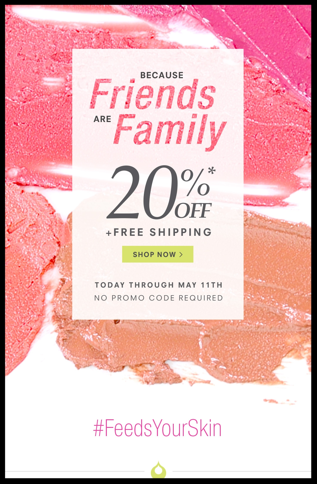 Juice Beauty  ~ 20% Off (Ends 5/11) + Free samples with every order + Free shipping