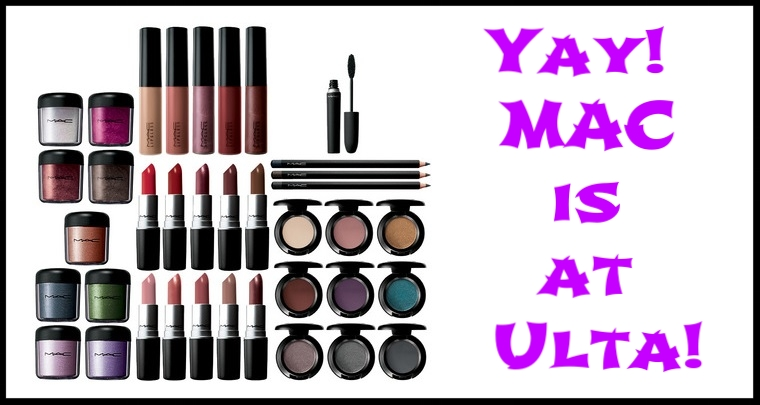Ulta ~  MAC Cosmetics  + Free samples + Free shipping with $50 order