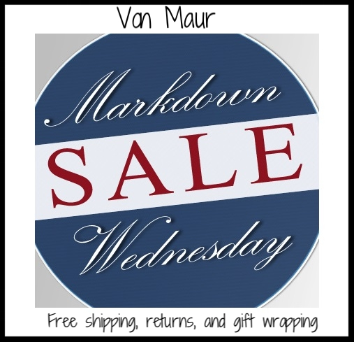 Von Maur  ~ Happy Markdown Wednesday + Free shipping, returns, and gift wrapping