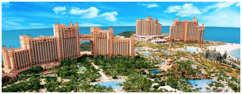 Trip Advisor  ~ Find an amazing deal and book a trip to Paradise Island!