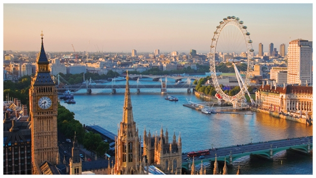 Trip Advisor  ~ Find the best deal for a luxurious vacation to London!
