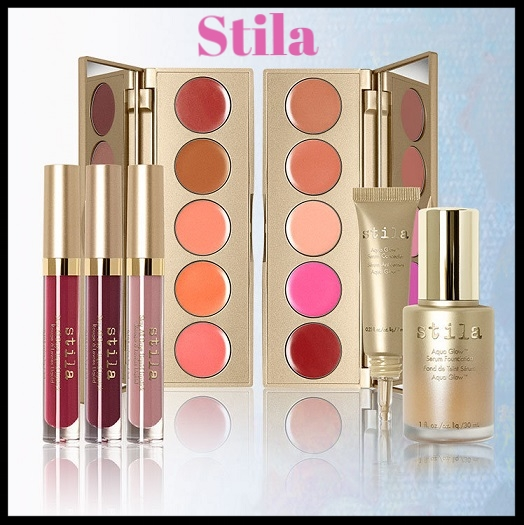 Stila  ~ Up to 65% Off Sale Items + 1 free sample + Free shipping with $50 order