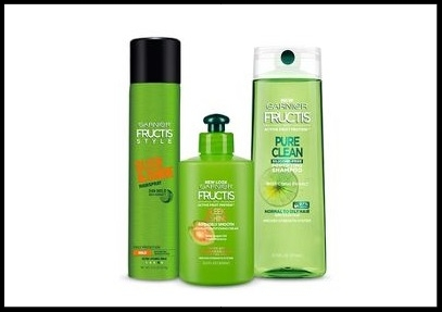 Target  ~$5 Gift Card when you buy 4 select Garnier Fructis hair care items (Ends 6/3) + Free shipping with $35 order