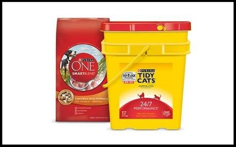 Target  ~$5 Gift Card when you buy 2 select dog or cat food, treat, snack, and chew items (Ends 6/3) + Free shipping with $35 order