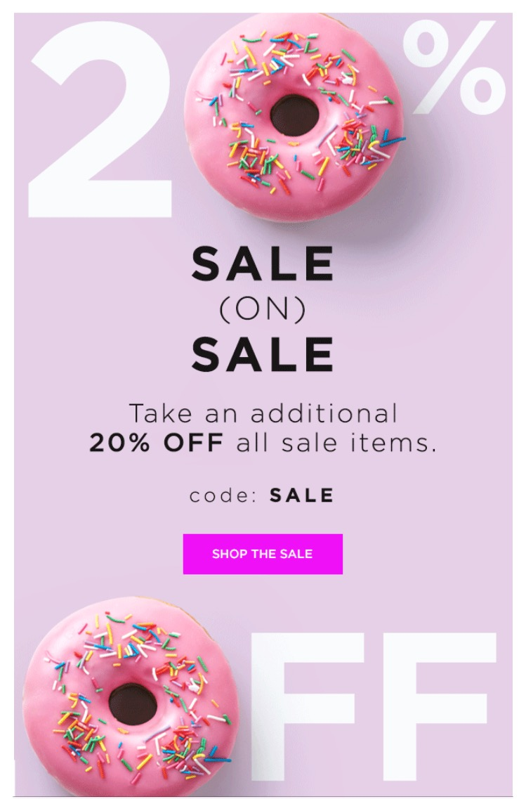 PUR Cosmetics  ~ 20% Off of Sale Items with promo code: SALE (Ends 6/5) + Free shipping with $50 order