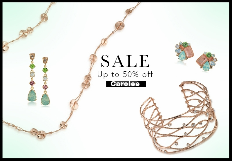 Carolee  ~ Up to 50% Off Sale + Free shipping with any order