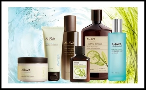 Ahava  ~ 40% Off with promo code: JULY40 (Ends 7/6) + 3 free samples with every order + Free shipping with $75 order or free ShopRunner shipping with $25 order