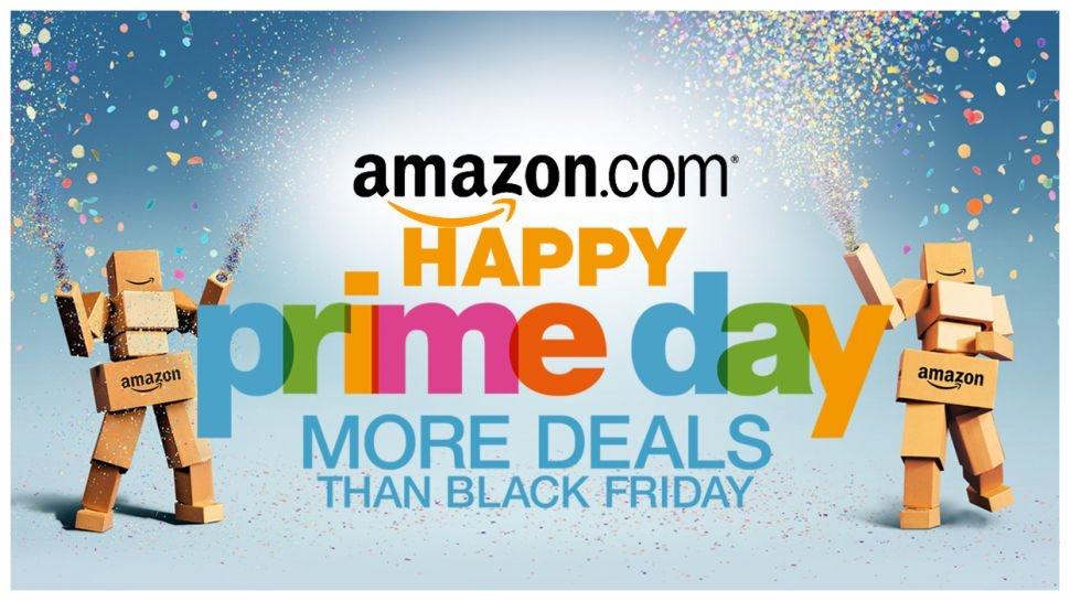 Amazon  ~ It's Amazon Prime Day!