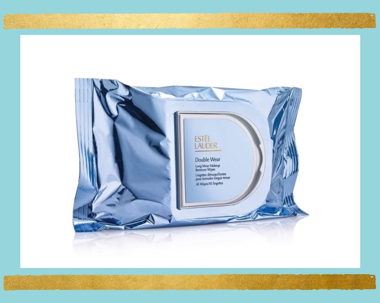 ESTÉE LAUDER  ~ Free Full-Size Double Wear Makeup Remover Wipes ($22 value) with $50 purchase with promo code: TUESDAY718 (Today Only ~ Ends at Midnight) + 1 Deluxe Sample for every $25 spent (Up to 6 samples) + Free shipping