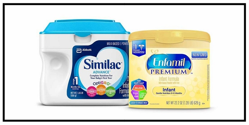 Target  ~ Free $10 Gift Card when you buy 3 select Similac, Enfagrow, Gerber, Enfamil, Earth's Best, Happy Tot, Pure Bliss, Honest, Plum Organics, and Munchkin baby formula items (Ends 7/29) + Free shipping with $35 order