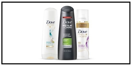 Target  ~ $5 gift card when you buy 4 select Degree, Dove, St. Ives, Axe, Suave, TRESemme, Vaseline, Q-Tips, Simple, Pond's, Noxzema, Clear, Caress, and Lever beauty and personal care items.(Ends 8/19) + Free shipping with $35 order