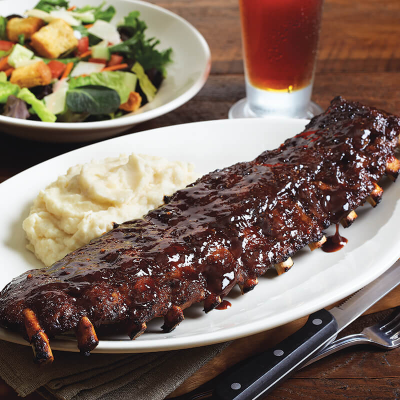 BJ's Restaurant and Brewhouse Offers   DAILY BREWHOUSE SPECIALS  ALL DAY, MONDAY–THURSDAY   MONDAYS: Half OFF Any Large Deep Dish or Tavern-Cut Pizza   TUESDAYS: $3 Pizookies®  WEDNESDAYS: $10 Loaded Burgers  THURSDAYS: Full & Half Rack Rib Specials   Find a location near you!