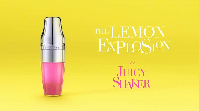 Belk ~  Lancôme   Juicy Shaker Pigment Infused Bi-phased Lip Oil in Lemon Explosion  Reg: $22 Sale: $9.99 + Free shipping with any beauty order  SHAKE IT, TWIST IT, LOVE IT! JUICY SHAKER PIGMENT INFUSED BI-PHASE LIP OIL Juicy Shaker is a pigment-infused lip oil that delivers a pop of addictive color. The nourishing oils drench your lips with moisture and care, and each shade has a delicious and oh-so addictive flavor that you will be unable to contain yourself from reapplying all day every day.