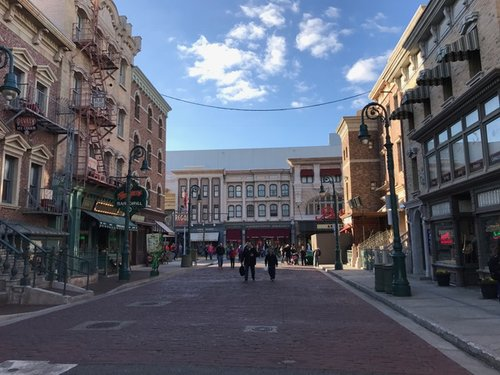 Universal Studios of Orlando Quick Review