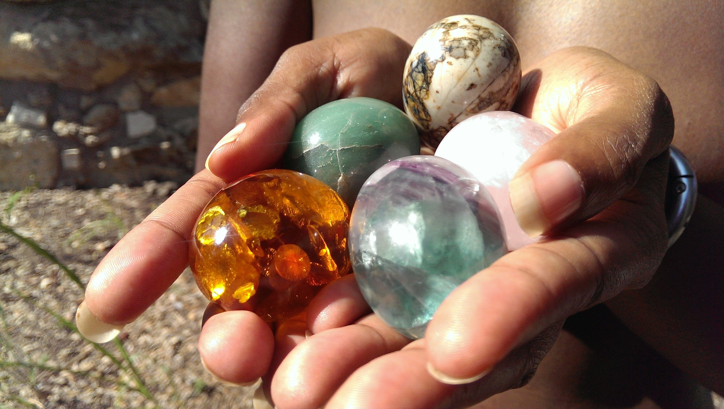 yoni eggs crystals healing pussy power