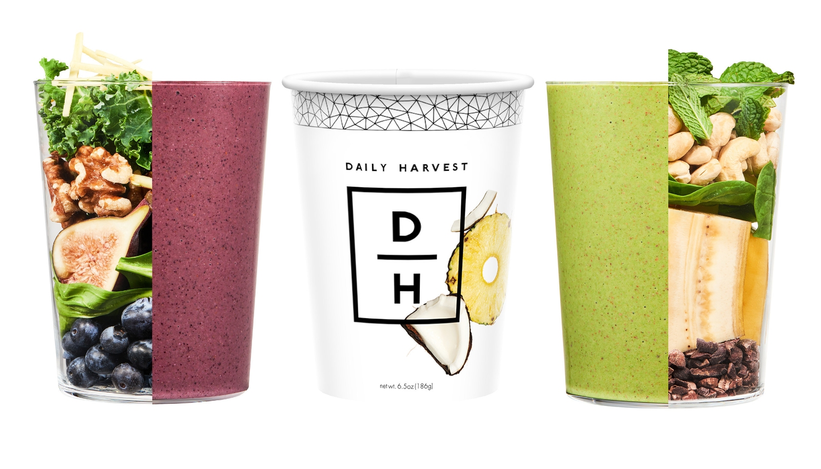 daily harvest smoothie healthy super food