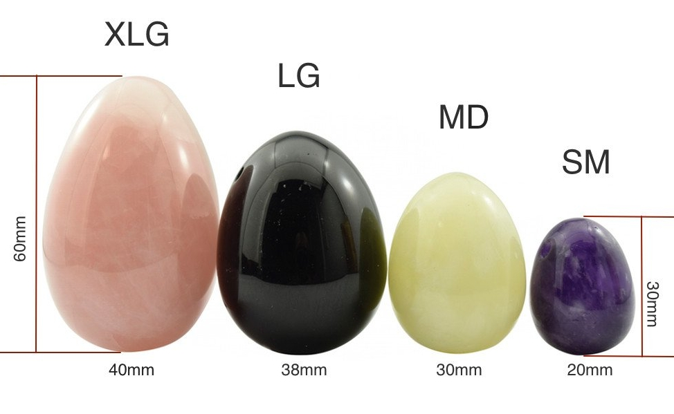 yoni eggs pussy power sexual health crystals