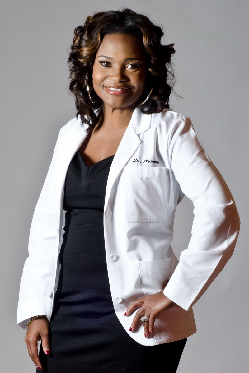 dr heavenly kimes bravo married to medicine mother savvy mom