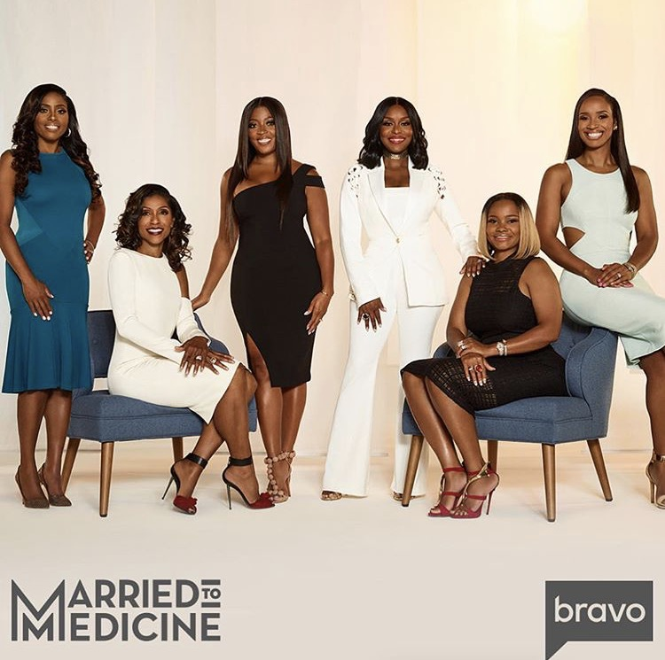 Tune into  season 5 of Married to Medicine  starting in November 5 @ 10/9 C on  Bravo TV  to catch Dr. Heavenly on screen and get a sneak peek of her everyday life as a dentist, mother, and businesswoman.
