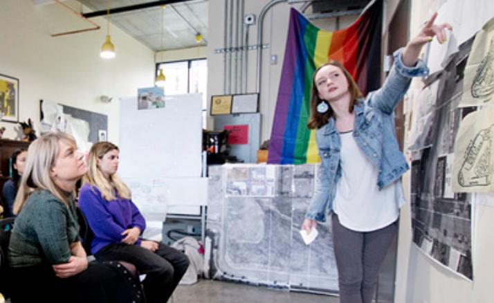March 2018, DJC:     Students Find Their Voice with Urban Design